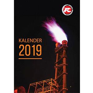 Desain kalender 2019 PT.Reitama Engineering