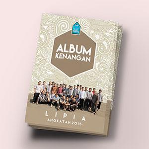 Desain Album Foto Kenangan BSD Jakarta