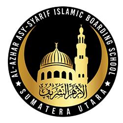 Desain Logo Al Azhar Assyarif Sumatera Utara